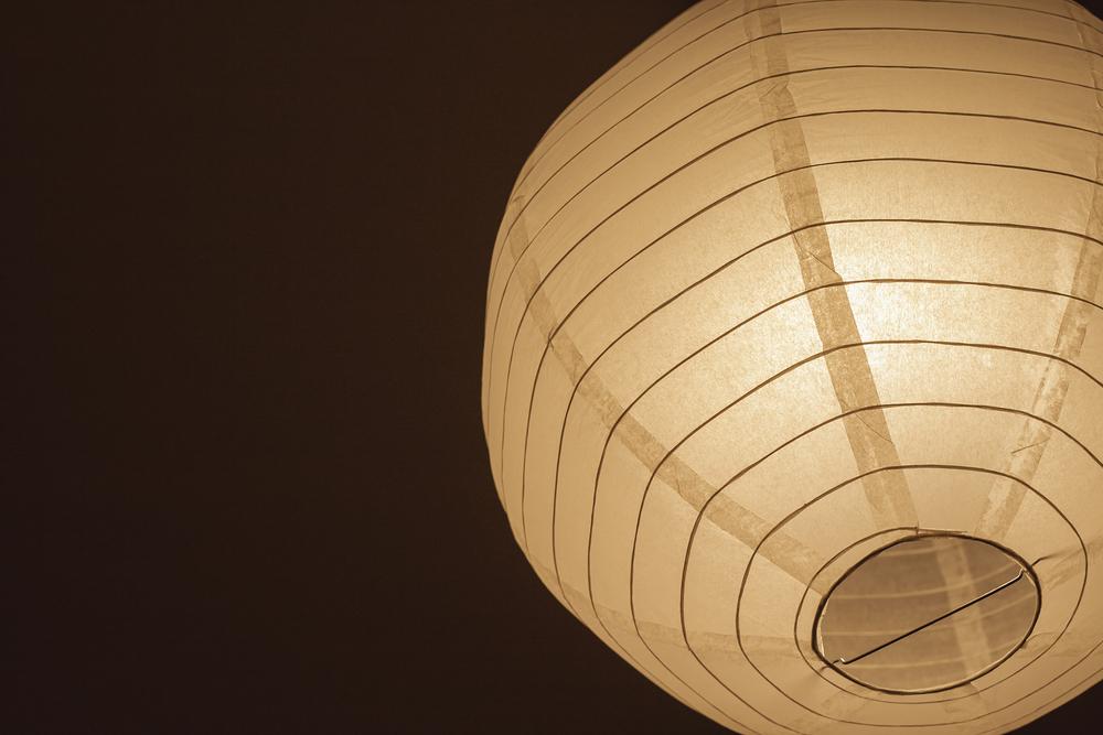 Lanterne Japonaise en papier