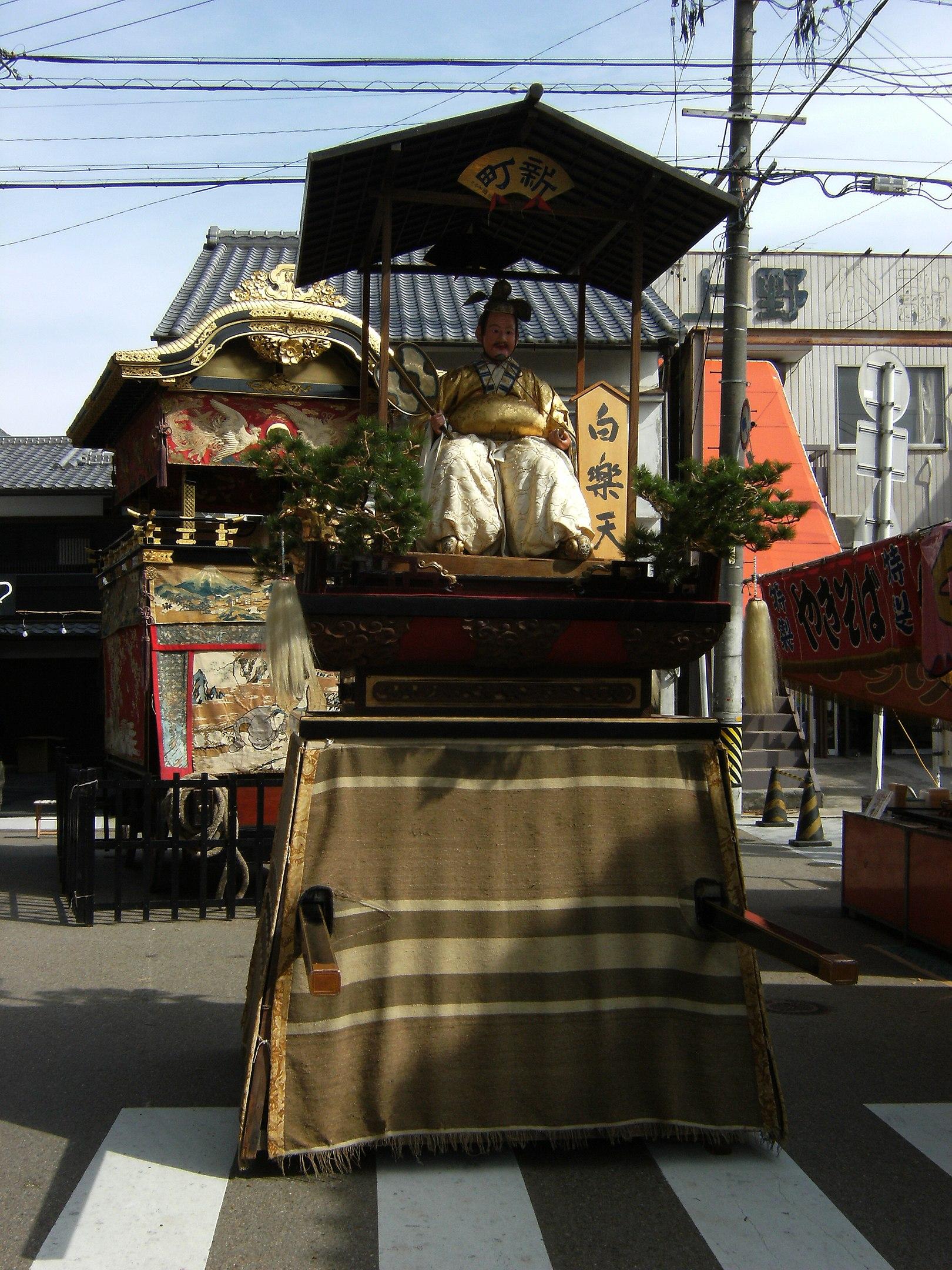 Ueno-Tenjin festival