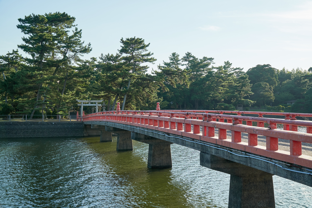 Ube Tokiwa Park
