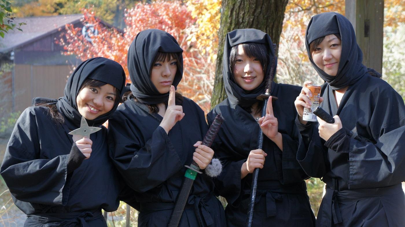 Iga-Ueno Ninja festa