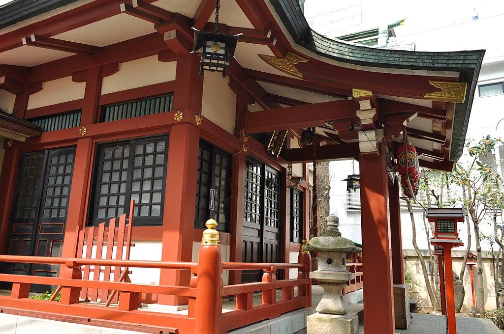 Sanctuaire Yoshiwara