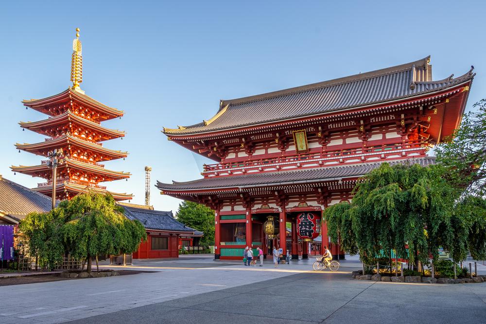 Pélerinage des 7 divinités du bonheur à Asakusa