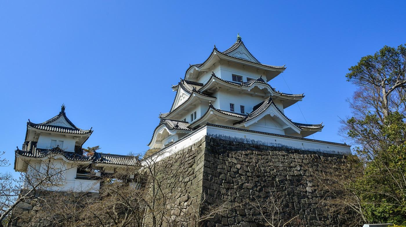 Le château Iga-Ueno