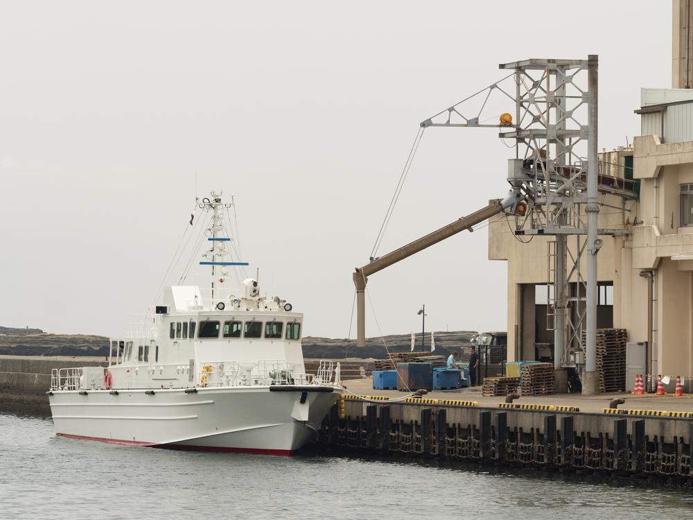 Misaki fishing port