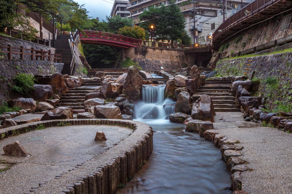 Arima-onsen (Hyogo)