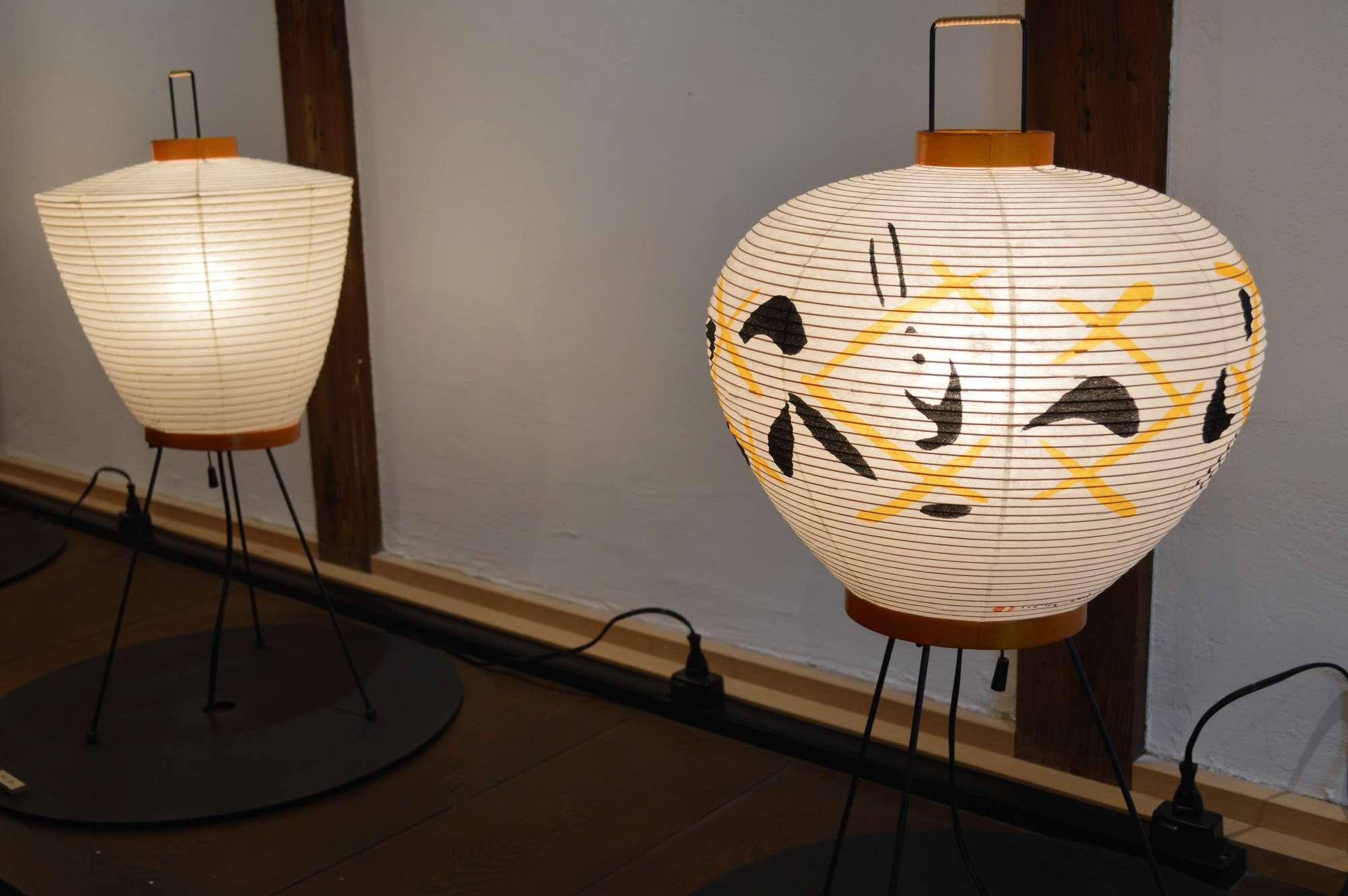 Lanterne Gifu Isamu Noguchi