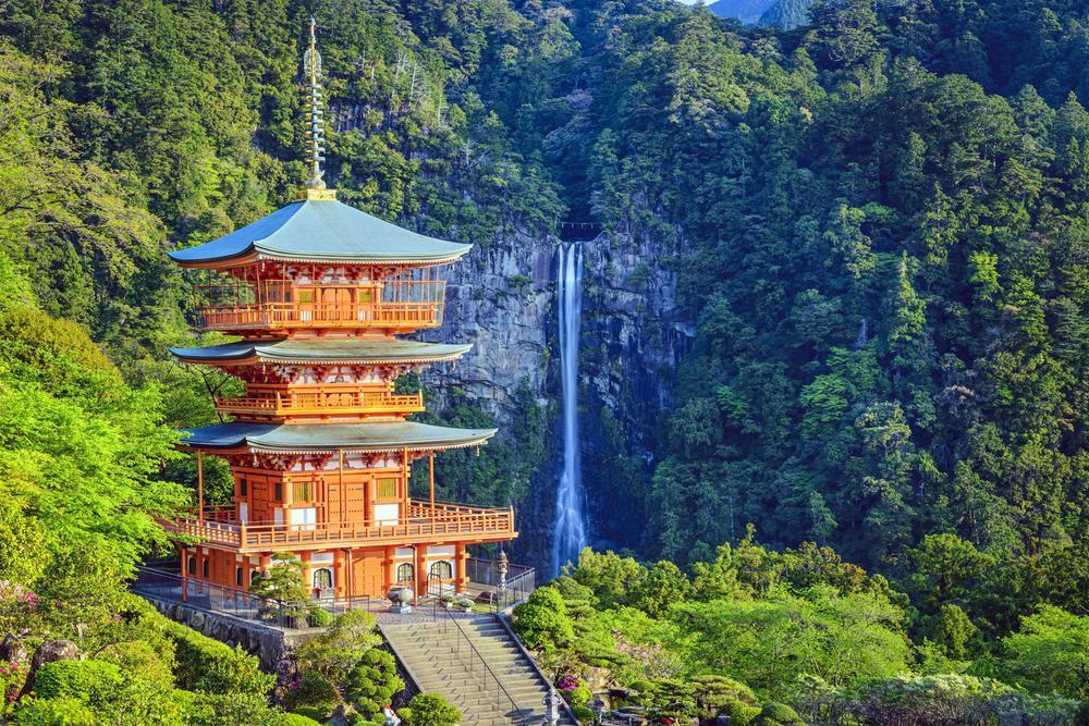 Cascade de Nachi (Wakayama)
