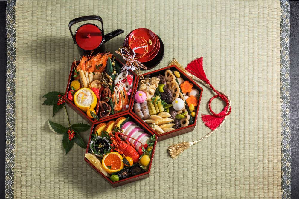 Osechi Ryori New Year