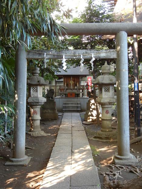 Kishou Jinja entrance