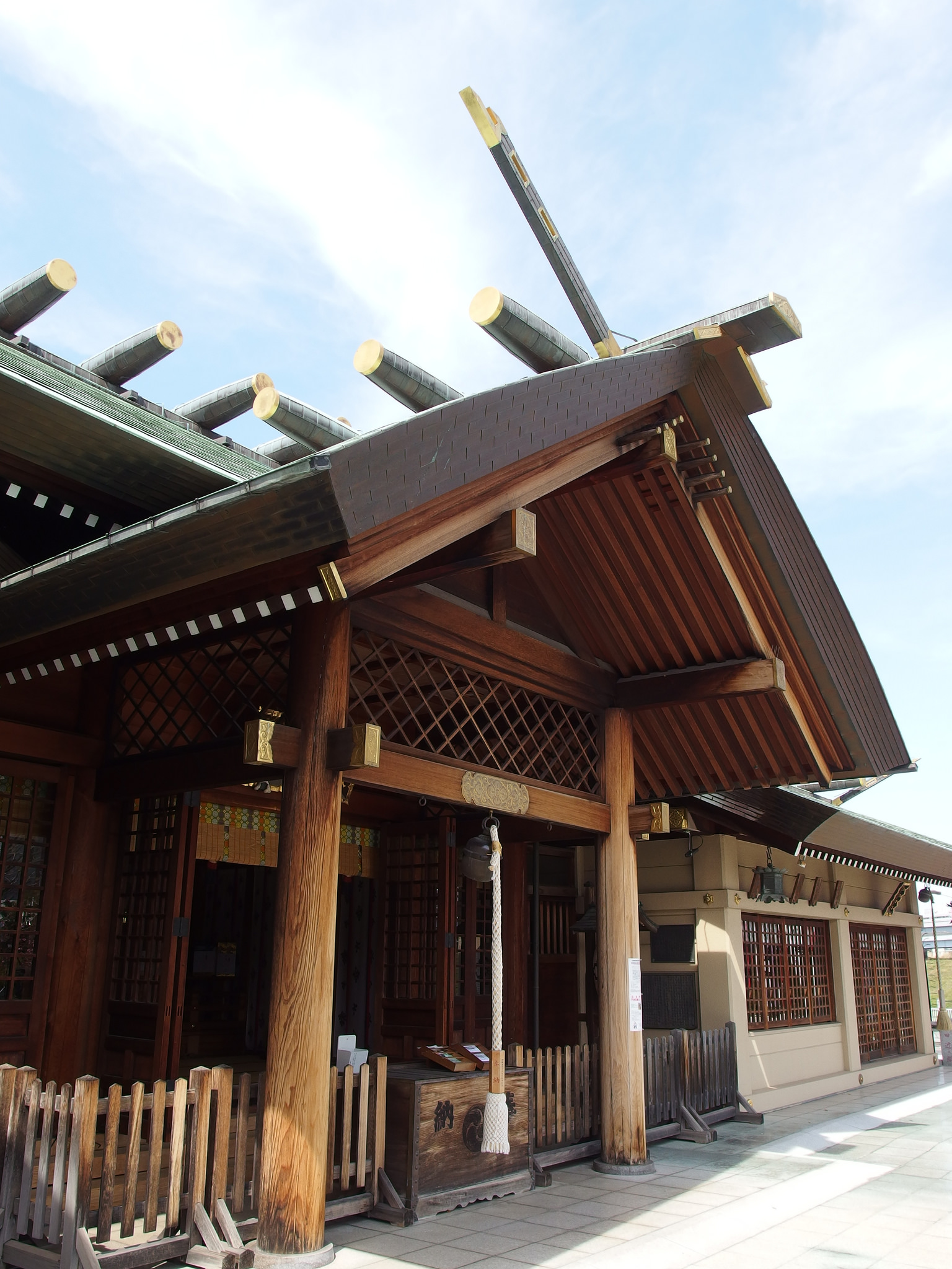 Sanctuaire Ishihama