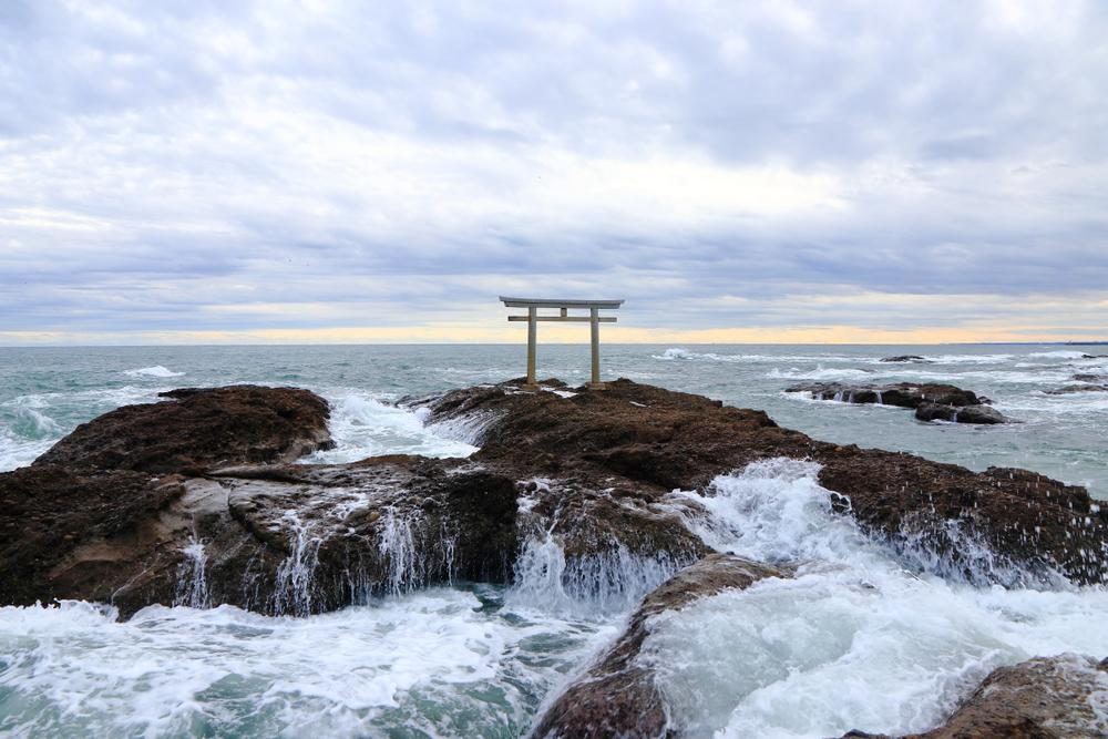Sanctuaire de Ooarai-Isozaki