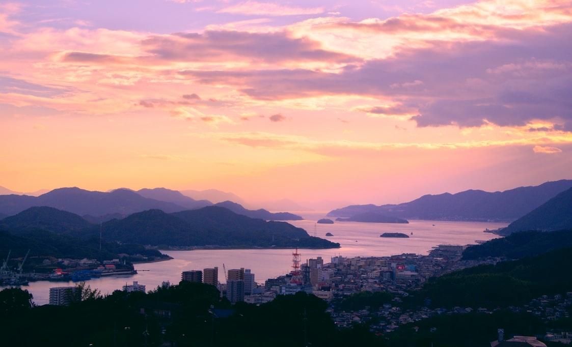 Vue de Onomichi