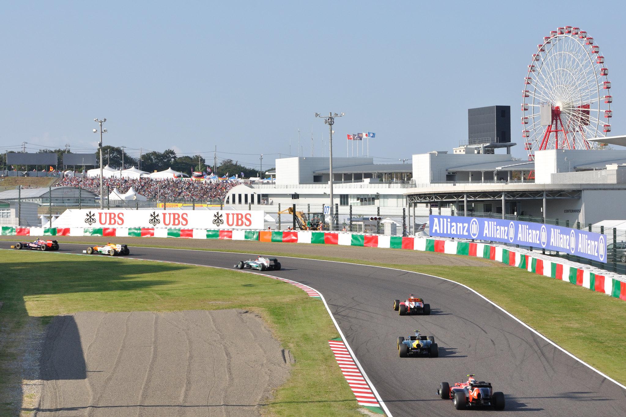 Autodrome de Suzuka