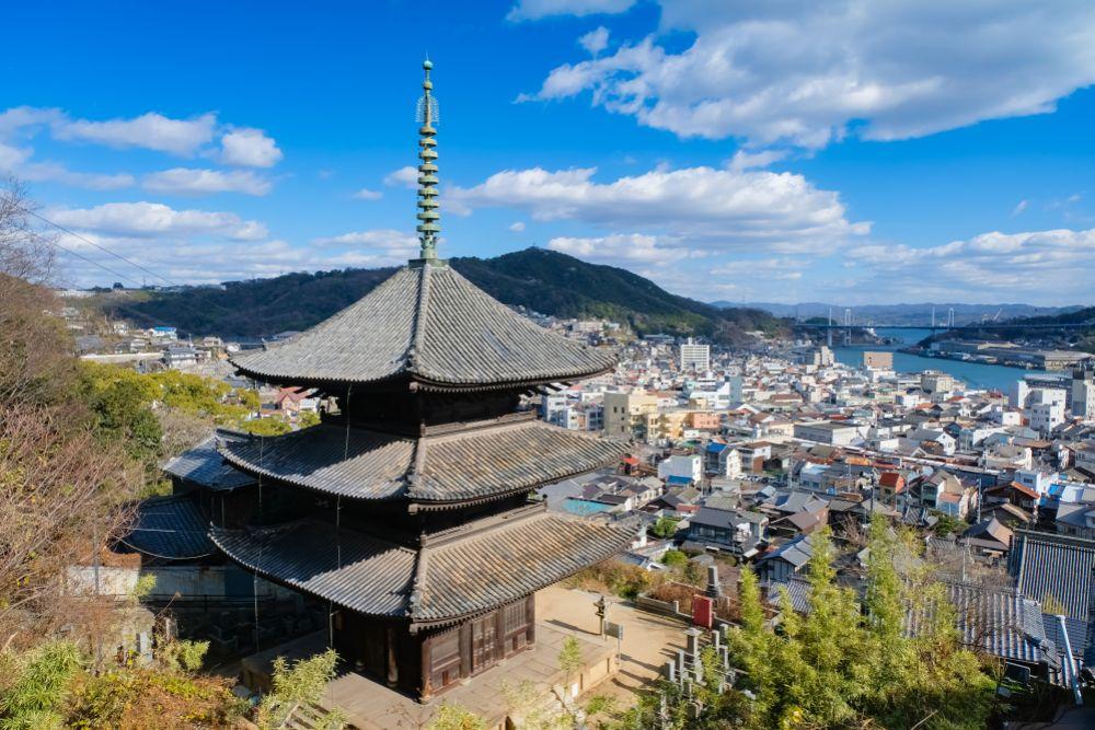 Onomichi Temple Path