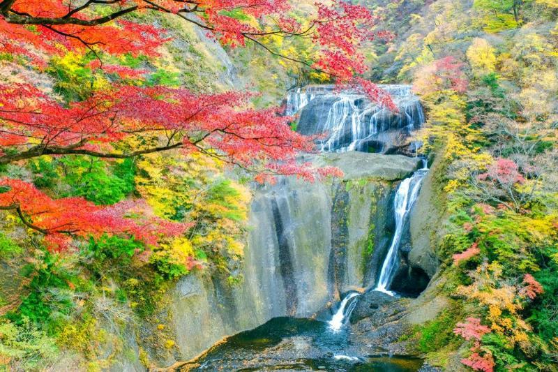 Cascade de Fukuroda (préfecture d
