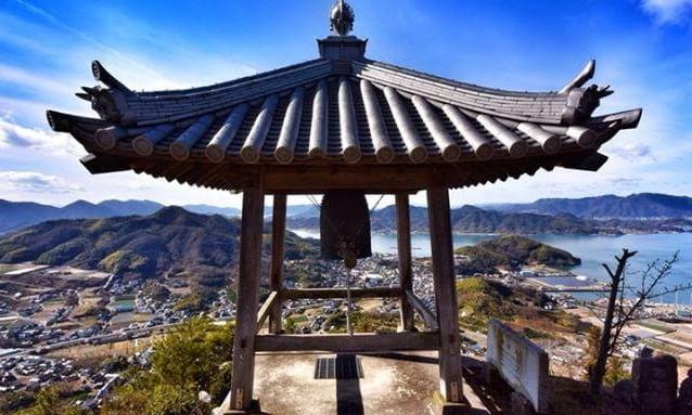 Au sommet du mont Shirataki