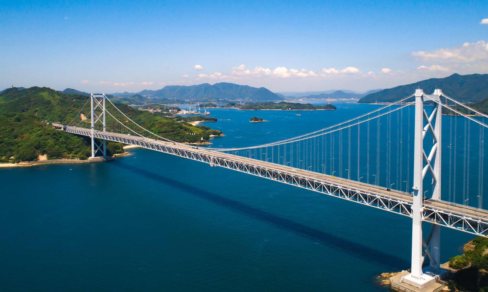 Le pont Innoshima Ohashi