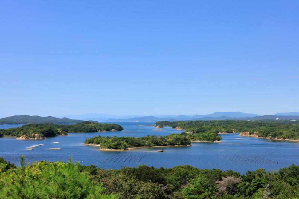 Le parc national de Ise shima