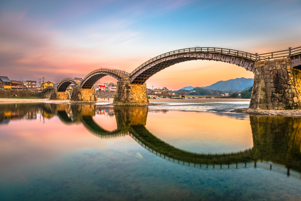 Le pont Kintaikyo
