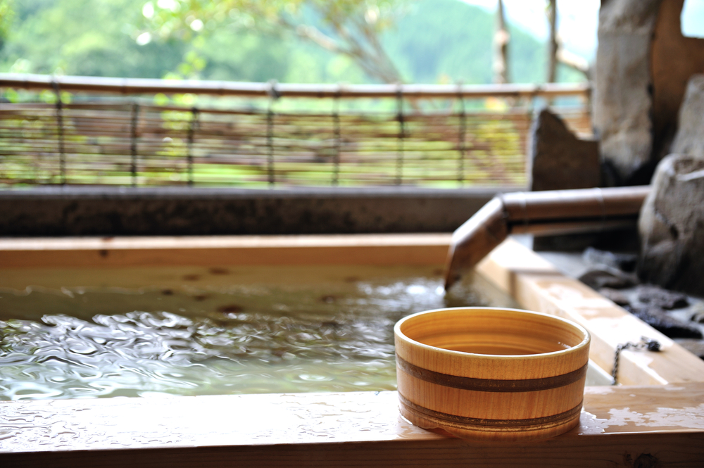 Onsen (Eaux Thermales)