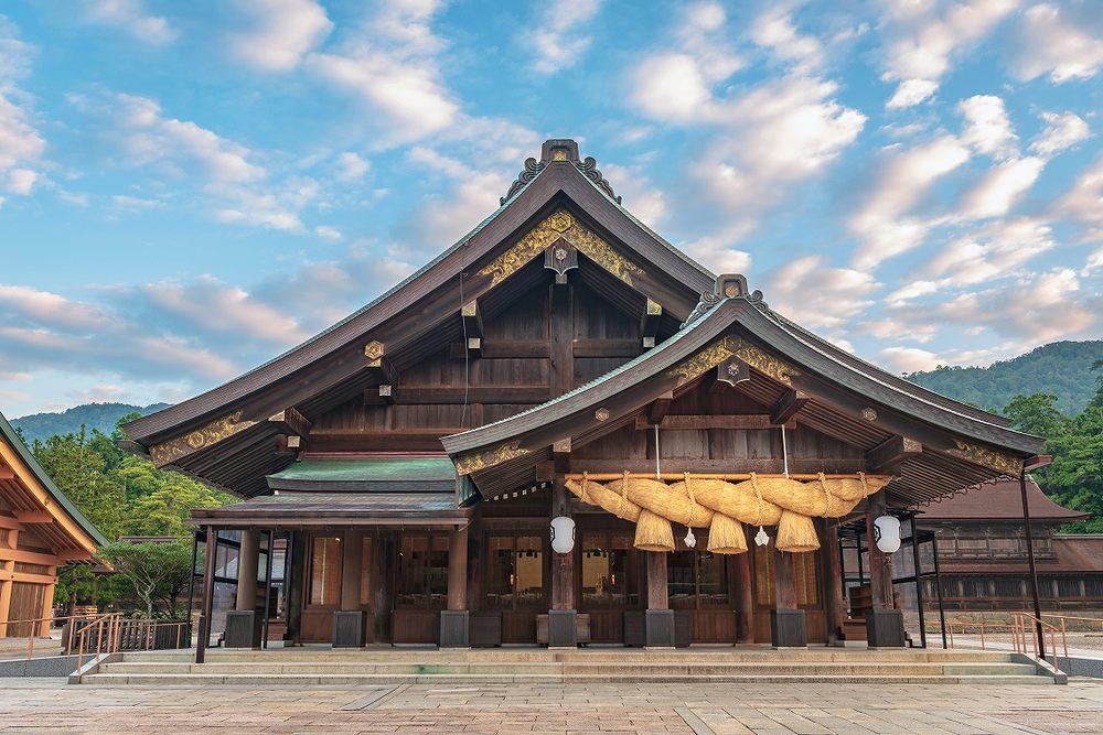 Izumo Taisha in Shimane Prefecture