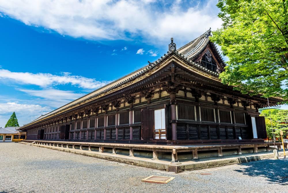 Sanjusangen-do Kyoto Hondo