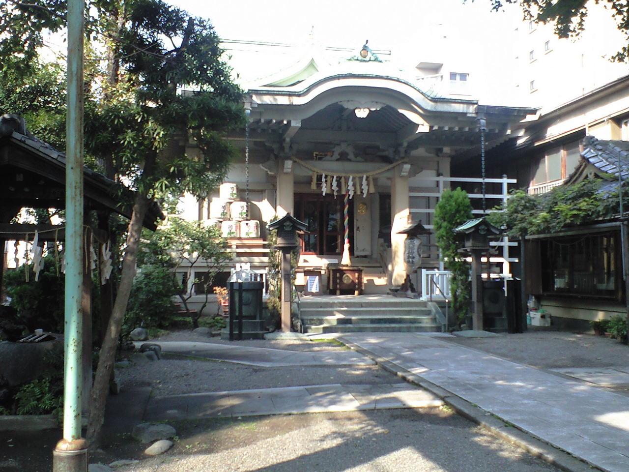 Sanctuaire Yasaki-Inari