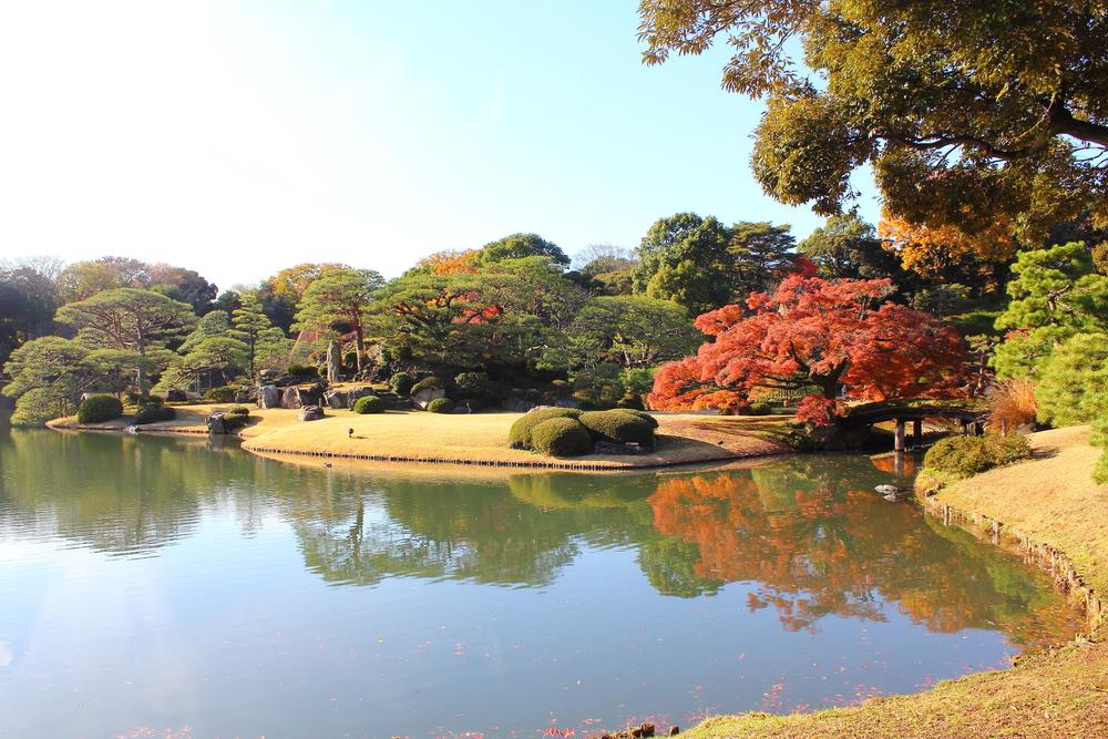 Parc Rikugi-en