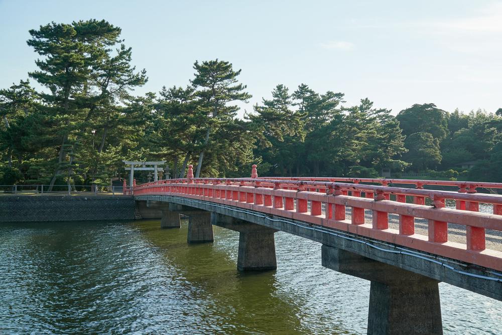 Parc Tokiwa à Ube