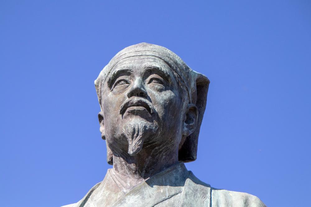 Tokugawa Mitsukuni, Mito Komon, le 2e daimyo du domaine de Mito