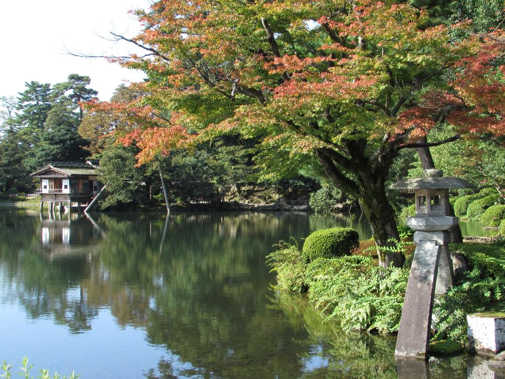 Le jardin Koraku-en (Okayama)