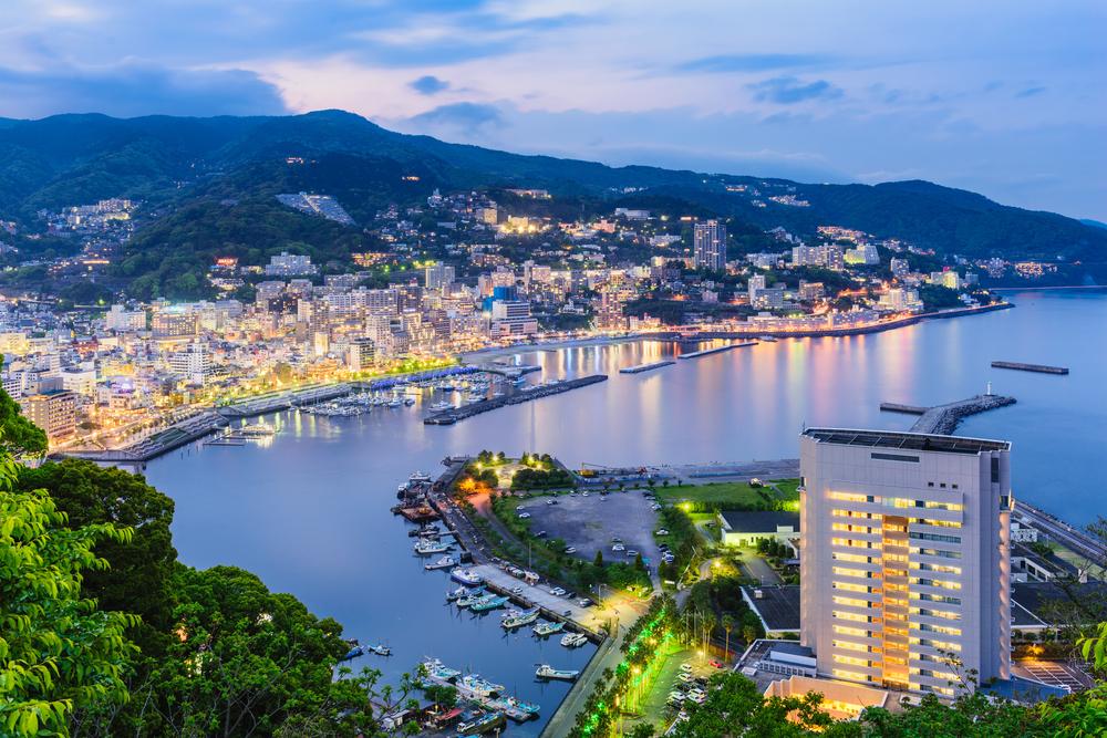 Atami-onsen (Shizuoka)