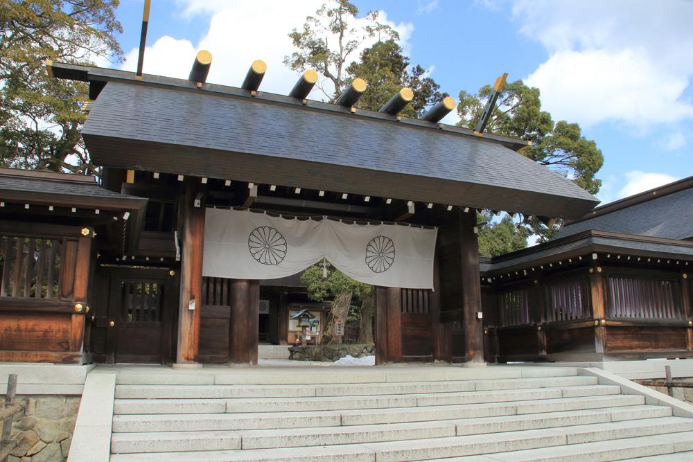 Kono-jinja shrine