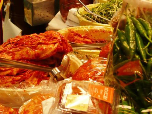Cuisine typique coréenne