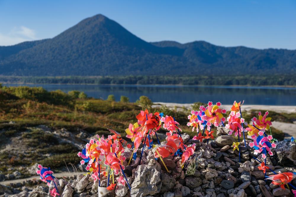 Le Mont Osorezan - lieu de pélérinage et porte vers l