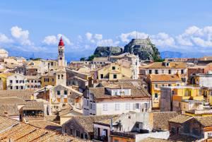 GW必見!  2019年ギリシャ・コルフ・マウンテントレイル ②観光地から見てみる歴史 その1 コルフ島?ケルキラ島?どっちの名前が正しいの?