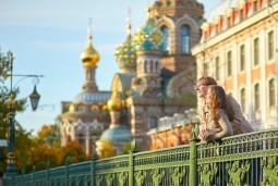 サンクトペテルブルクで気軽にロシア語留学