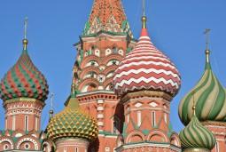 観光もフリータイムも! モスクワ6日間