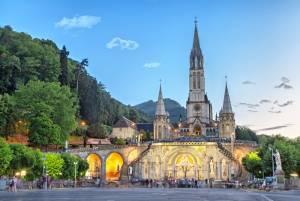 2019年ツールドフランス観戦ツアー ピレネー山岳ハイライト 「巡礼地ルルド」