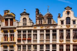 王道ベルギー★人気のゲント&ブルージュ観光 5日間 【ブリュッセル連泊で楽チン】