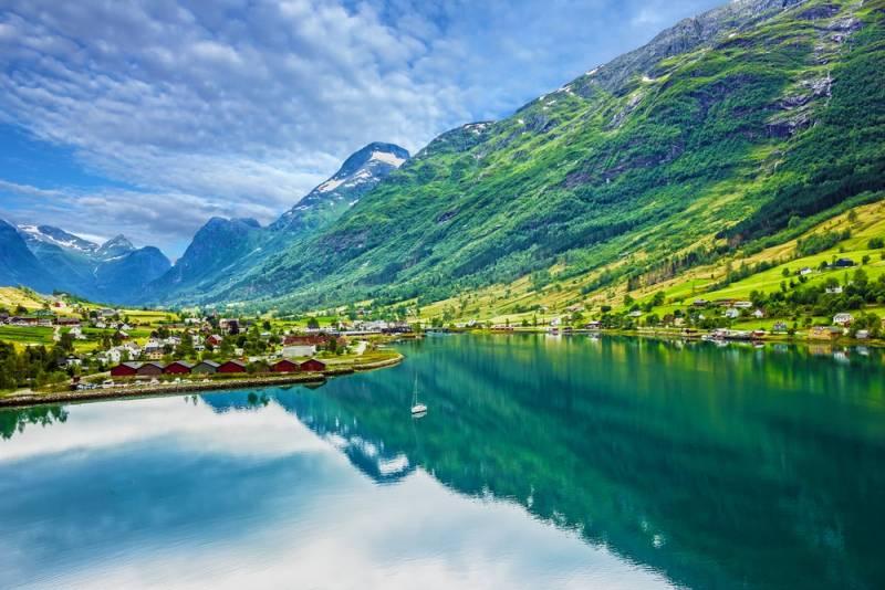 ベルゲン急行でノルウェーの大自然を満喫しよう