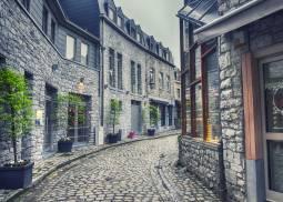 アルデンヌの美しい町と古城を訪ねる<日帰りツアー>