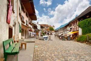 スイス旅行おすすめスポット【チョコレートトレインで「美味しいスイス」を堪能!】