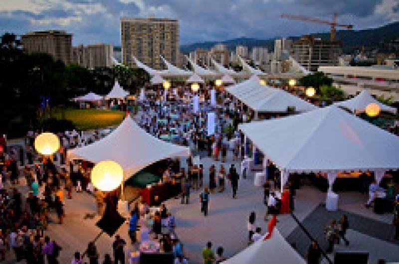 ハワイ フード アンド ワイン フェスティバル 開催!!