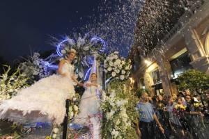 フランス 花を巡る旅 ジャスミン祭り