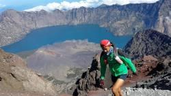 インドネシア・ロンボク島 Rinjani100参加ツアー