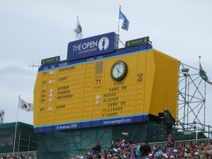 2015年の全英オープンはセントアンドリュースです!