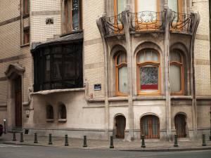 ブリュッセル 建築芸術の祭典 Brussels Art Nouveau & Art Deco(ブリュッセル アール ヌーボー&アール デコ)