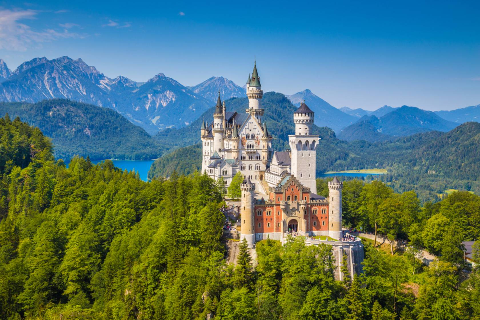 ドイツ オーストリア 旅行