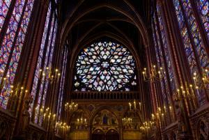 お気に入りのステンドグラスを探すフランス旅